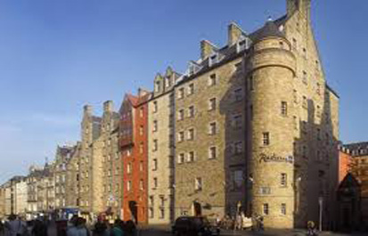 Radisson Blu on Royal Mile