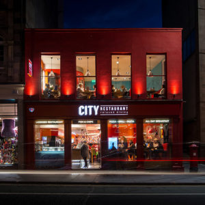City Restaurant Edinburgh