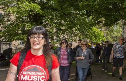 Edinburgh Music Tour